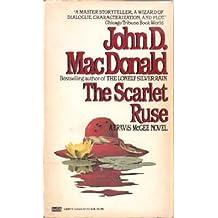 The Scarlet Ruse by John D. MacDonald (1987-01-12)