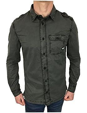 Superdry -  Camicia Casual  - Uomo