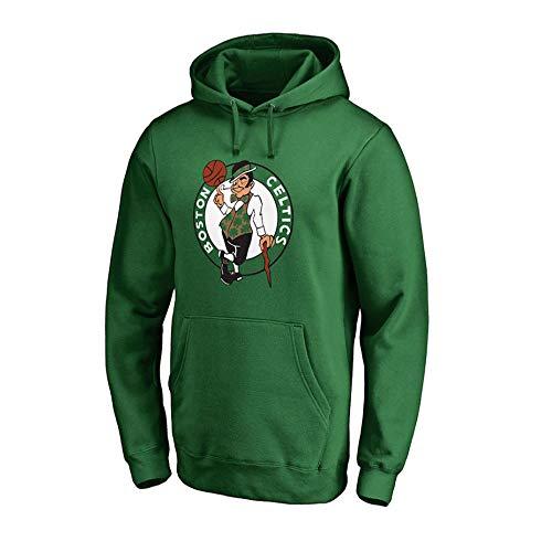OPTIMALSNBA Hoodie Boston Celtics Herren Sweatshirt Sport Hoodie Brief Freizeitmode Jugend Jacke T-Shirt S - 3XL