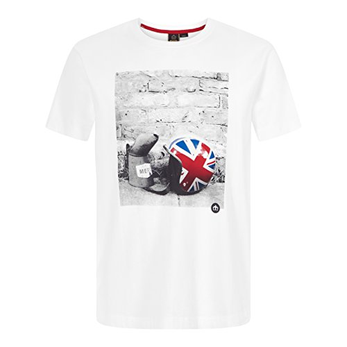 Merc of London Torcross T- T-Shirt Homme