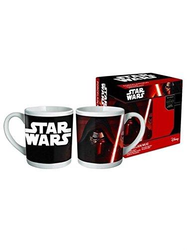 Star Wars Tasse AUSWAHL Yoda Darth Vader Stormtrooper Chewbacca Kaffeetasse (Darth Vader)