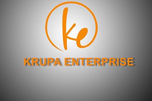 Krupa Enterprise Analogue Black Dial Boy's And Girl's Watch - 55563