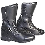 Spyke Road King WP Mens Motorcycle Leather Boots