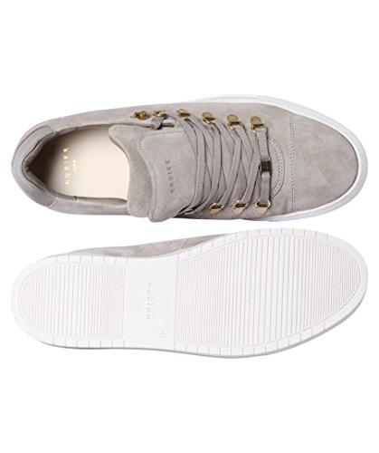 Nubikk Herren Sneakers grau (13) 45