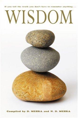 Wisdom by D Mehra (2007-10-18)