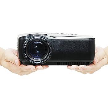 Lumens G41200 Avec Vidéoprojecteur Multimédia MaisonRemplacement Projecteur 1080p Vidéo HdmiThéâtre De TélévisionFilmes LedLecture Hd qSVpLMUzG