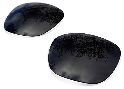 sunglasses restorer Ersatzgläser für Oakley Enduro (Polarisierenden Black Iridium Linsen)