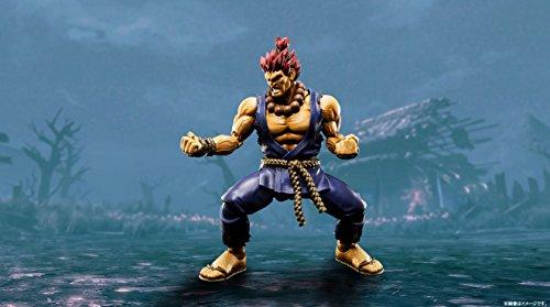 Bandai Tamashii Nations S.H. Figuarts Street Fighter V Akuma BAN19261 - Figura de acción 5