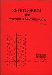 Repetitorium der Ingenieurmathematik Teil 1