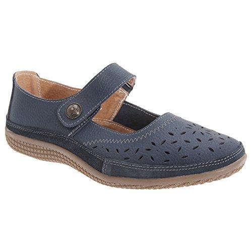 boulevard-scarpe-comode-da-donna-42-eu-blu-navy