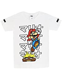 Super Mario Bros - Camiseta para niño - Mario