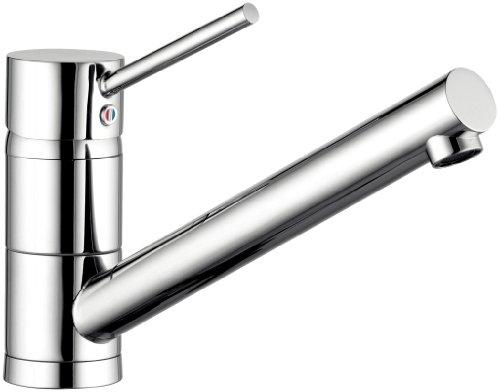 Kludi Küchenarmatur Edelstahl-Optik