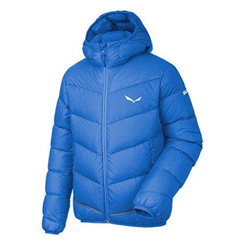 Salewa Kinder Puez Maol 2 Daunenjacke Jacke, royal blue, 164