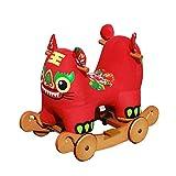 L&J Einzigartige Auto-kindersitz Chinesischer Stil Rocking Stuhl Baby Plüschtiere...