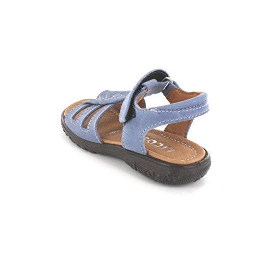 RICOSTA BINE M 6426600/166 Unisex - Kinder Sandalette Blau