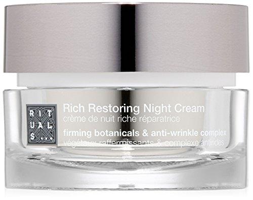 Rituales Cosméticos Rich Restauración de Crema de Noche Crema de Noche, 50 ml