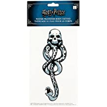 Harry Potter Dark Mark Water Transfer Body Tattoo