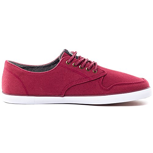 Element Topaz Hommes Trainers Oxblood