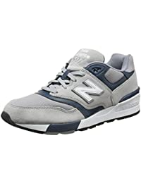 New Balance 597, Baskets Basses Homme