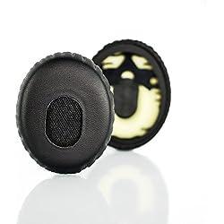 Oreillettes de remplacement pour Casque Bose QuietComfort 3 (QC3) et Bose On-Ear (OE)