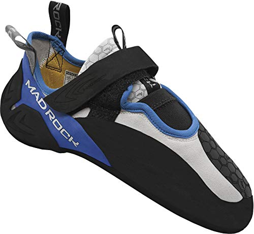 Mad Rock Drone HV - Chaussures d escalade - Bleu Noir Pointures US 8 dd49e7475df
