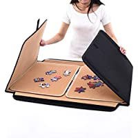 Jaques of London Jigsaw Puzzle Board Portable Foldable - Deluxe