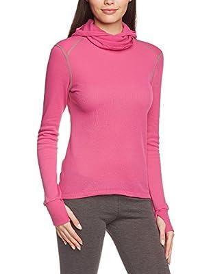 Odlo Damen Unterhemd Shirt Long Sleeve with Facemask Warm von Odlo auf Outdoor Shop