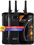 DOOGEE S80 - Smartphone Professionnel Robuste avec Batterie 10080mAh, IP68 / IP69K Étanche/Antichoc Android 8.1, écran FHD + de 5,99 Pouces, Octa Core 6 Go + 64 Go- Noir