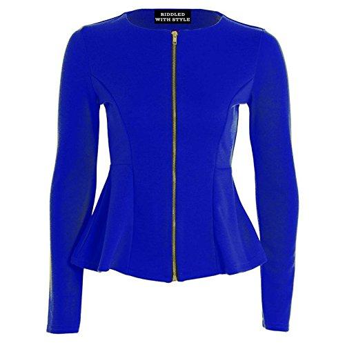 FASHION FAIRIES LTD - Giacca da abito -  donna Blu reale