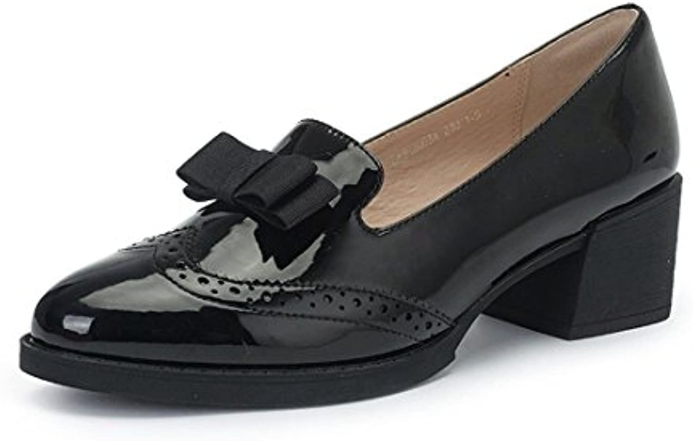 WXMDDN Spring Casual da Simple Fashion Shoes Scarpe da Casual Donna Parent 994ace