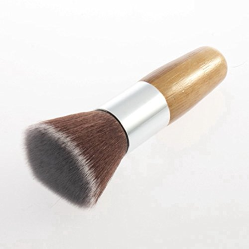 Swiftswan Professionelle Weiche Flat Top Buffer Foundation Puderpinsel Kosmetik Salon Pinsel Make-Up...