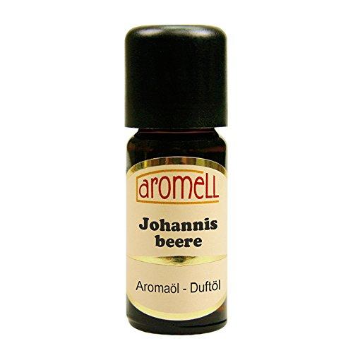 Johannisbeere Aromaöl (Duftöl), 10 ml