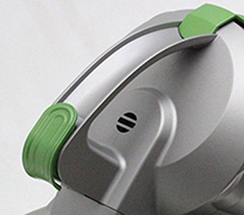 Staub-Behälter Griff für Dirt Devil Staubsauger M5080 M5080-1 EQU Silence GRÜN -