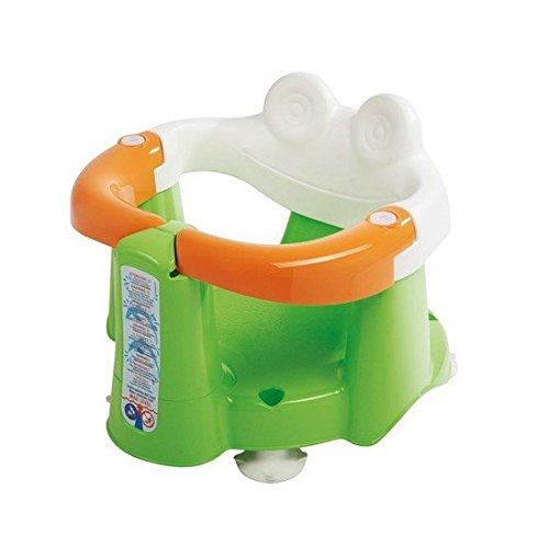 Okbaby crab anello per bagnetto bambini apribile, colori assortiti