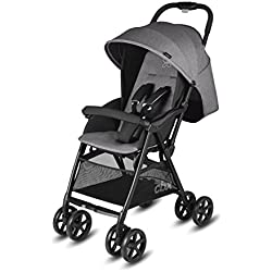 CBX Yoki - Silla de paseo reclinable, color gris