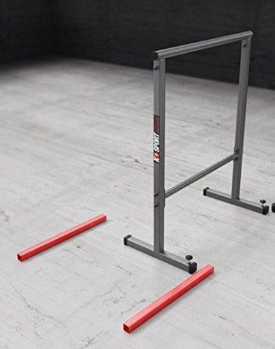 Barres à clipser Secure Basis K-Sport pour parallèles