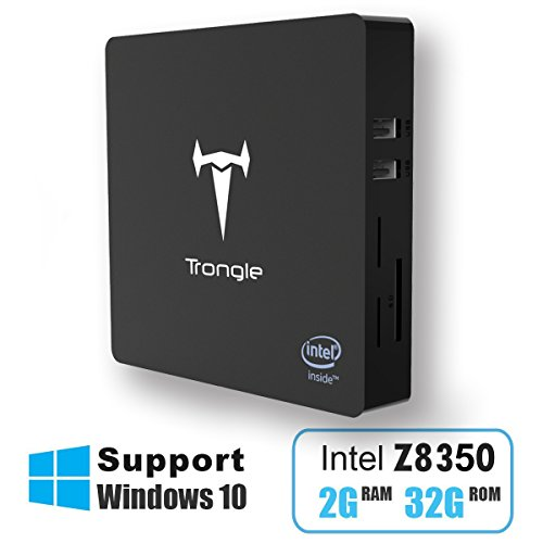 Mini PC, SEGURO V11 Mini Ordenador de Sobremesa Windows 10 o Linux Sis