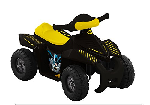 Batman m09355 Mini 6 V Quad Rutscher Bike, One size