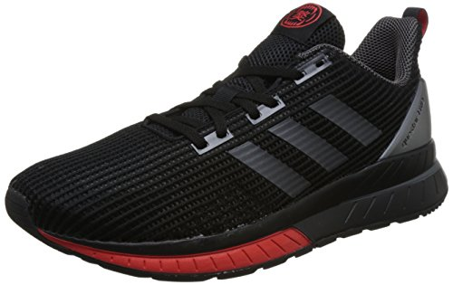 Black Schwarz F17 Five grey Questar TND adidas Laufschuhe Red core Core S17 Herren xqwUSq1Y