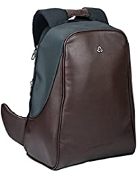 Cosmus Jaguar Premium Anti-Theft 21 Liters Laptop Backpack (Brown)