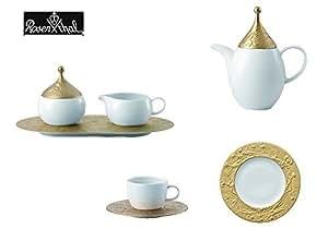 rosenthal studio selection zauberfl te kaffeeservice 22. Black Bedroom Furniture Sets. Home Design Ideas