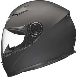 Shox Sniper Solid Motorrad Helm M Schwarz Matt