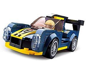 Sluban- Lemans Car, Color Multi Colou (M38-B0673)
