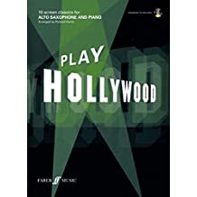 Play Hollywood: Alto Saxophone