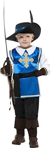 Halloween Kinder Fancy Kleid Party Jungen Outfit Kind Musketier Kostüm