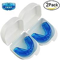 Shackcom 2 packs Mund Tablett Anti Schnarchen-Schnarch Stopper Mundschutz Schnarchschiene -Hilft Gegen Schnarchen... preisvergleich bei billige-tabletten.eu