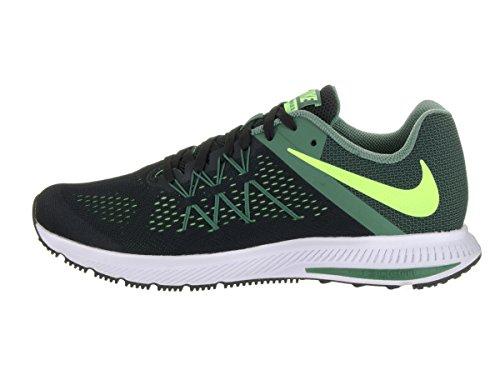 Nike 831561-010, Scarpe da Trail Running Uomo Nero