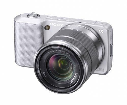Sony Alpha NEX 3K + 18-55mm Objektiv