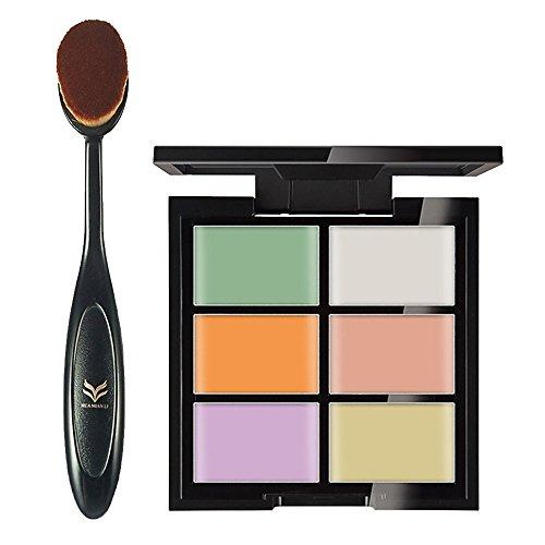Vococal Correcteur et Pinceau de Maquillage