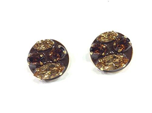 Zoom IMG-2 de liguoro bottone gioiello pietre